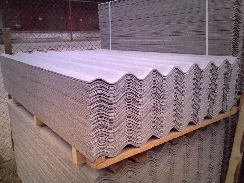 шифер это бетон