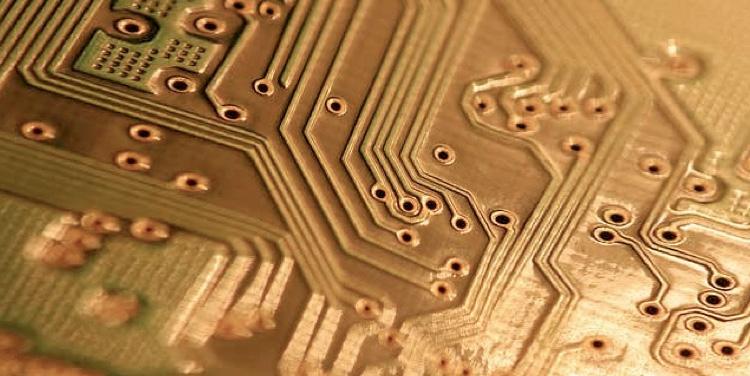 Микросхемы и золото