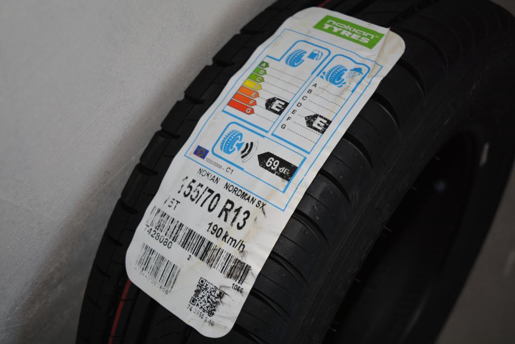 Шины Nokian Tyres Nordman