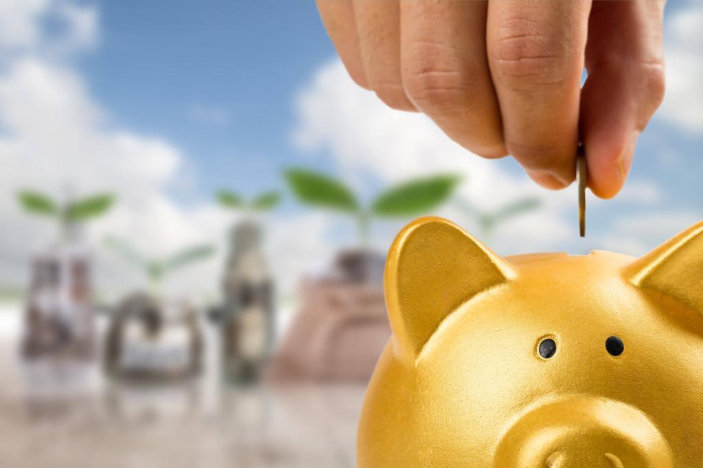 Накоплении пенсии