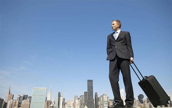 Business emigration