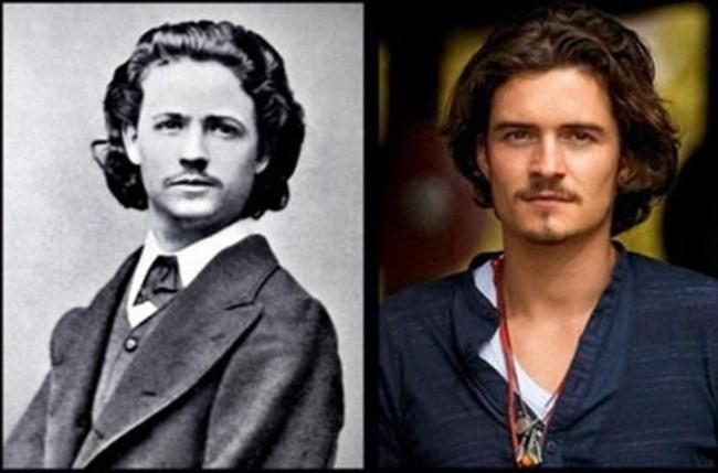 amazing resemblance