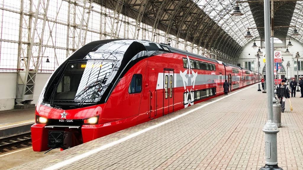 The coolest train