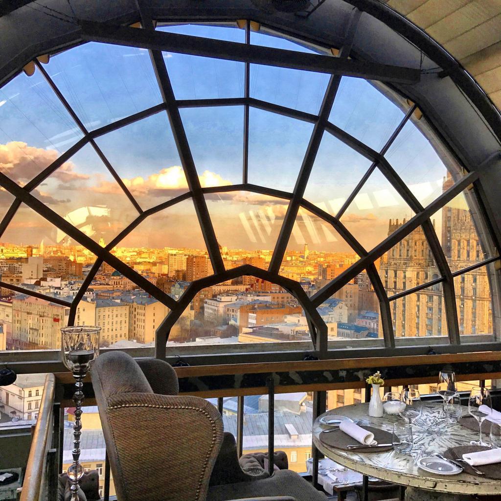 чехии самый высокий ресторан в москве фото удалось найти