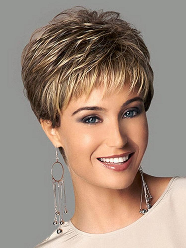 Короткие стрижки на светлые волосы: названия, подбор по форме лица