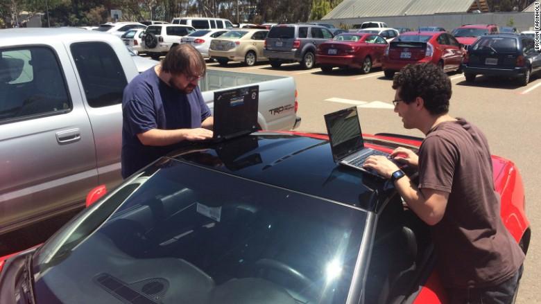 системы защиты автомобиля от угона