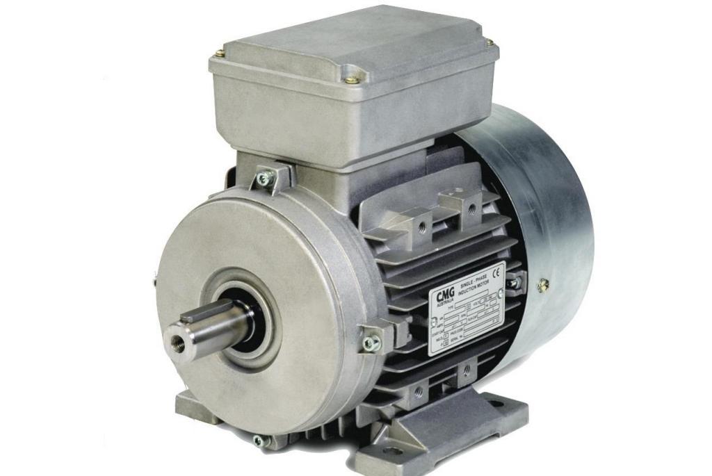 пример асинхронного двигателя