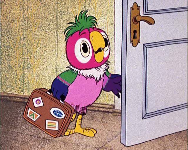 Смешные картинки попугай кеша