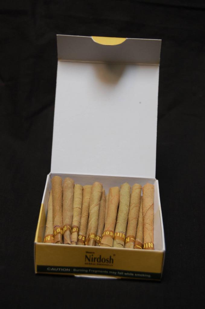 Сигареты без никотина nirdosh отзывы