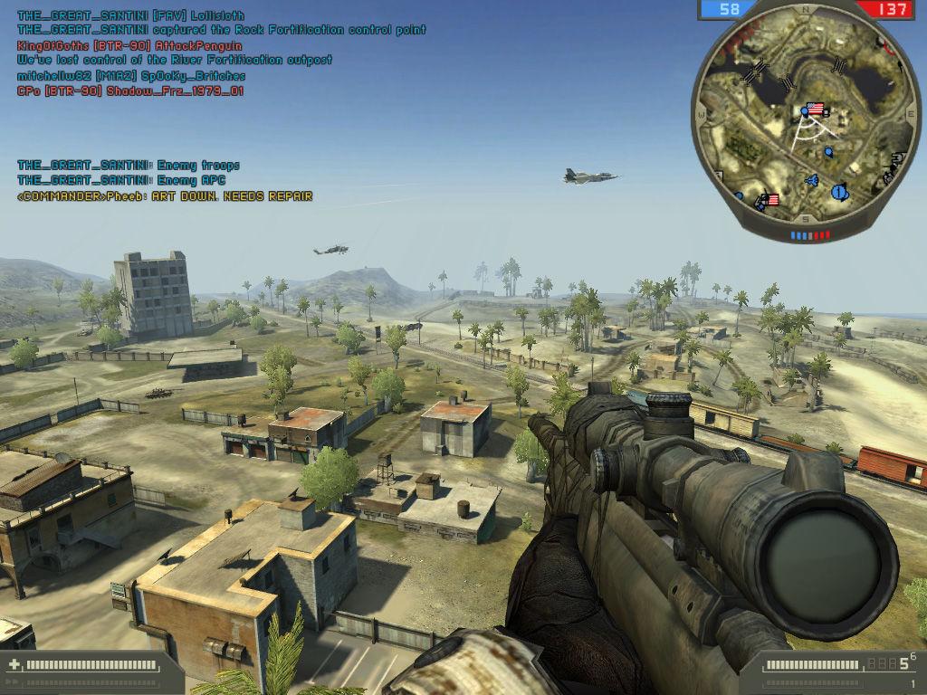 Battlefield - антология: описание игры, прохождение, системные требования