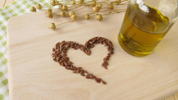 the benefits of flaxseed oil for men