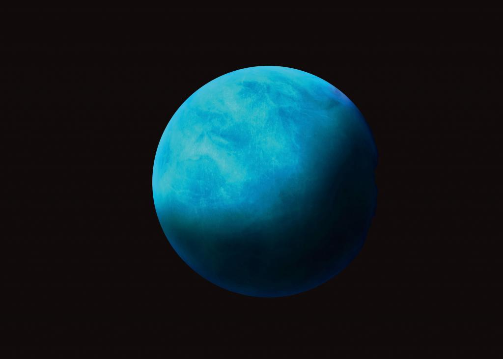 фото урана из космоса встретились ним