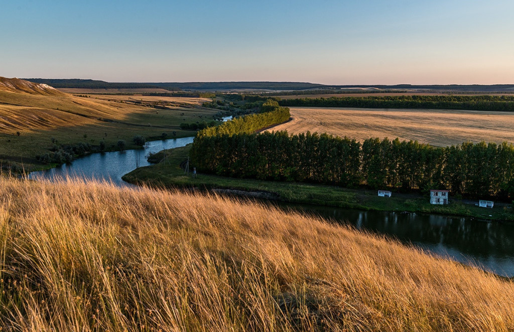 Река Арбуга