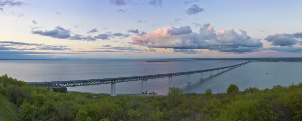 мост через р.Волга
