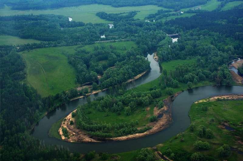 Река Красная