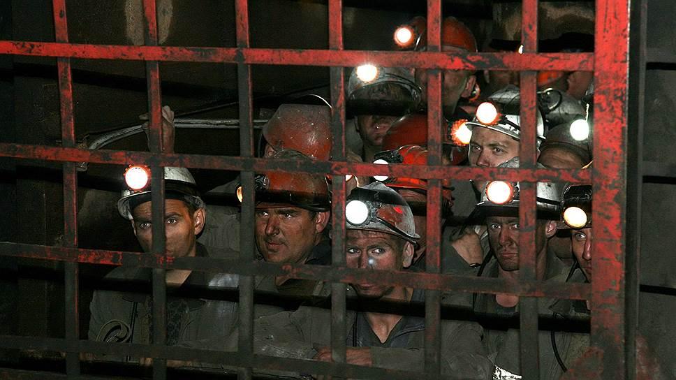 клеть в шахте фото вплотную друг другом