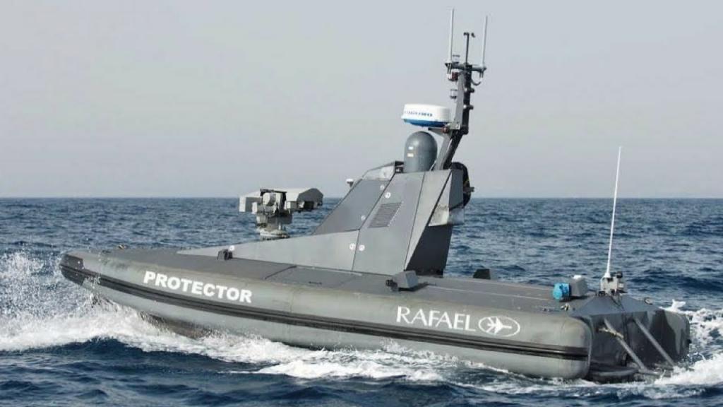 Беспилотник Protector Израиль