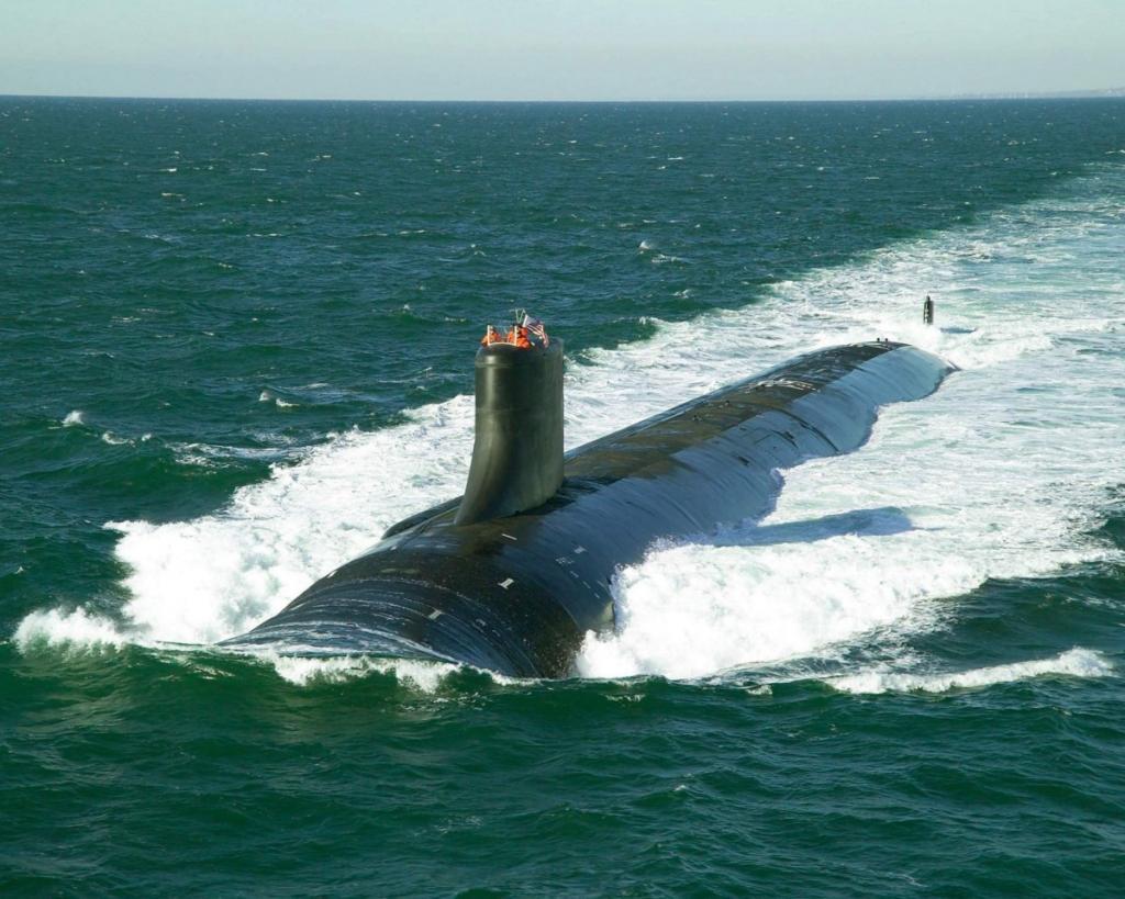 Подводная лодка Seawolf