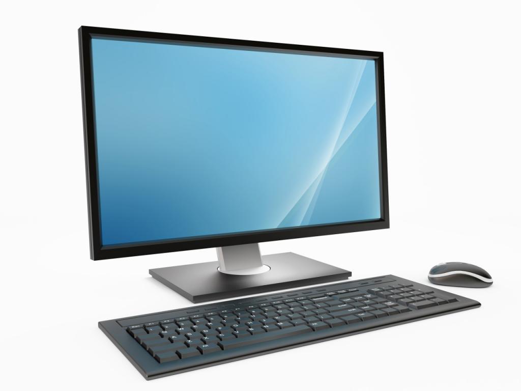 настольный компьютер для офиса