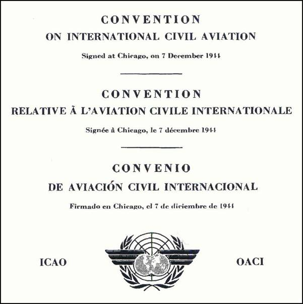Chicago Convention on International Civil Aviation
