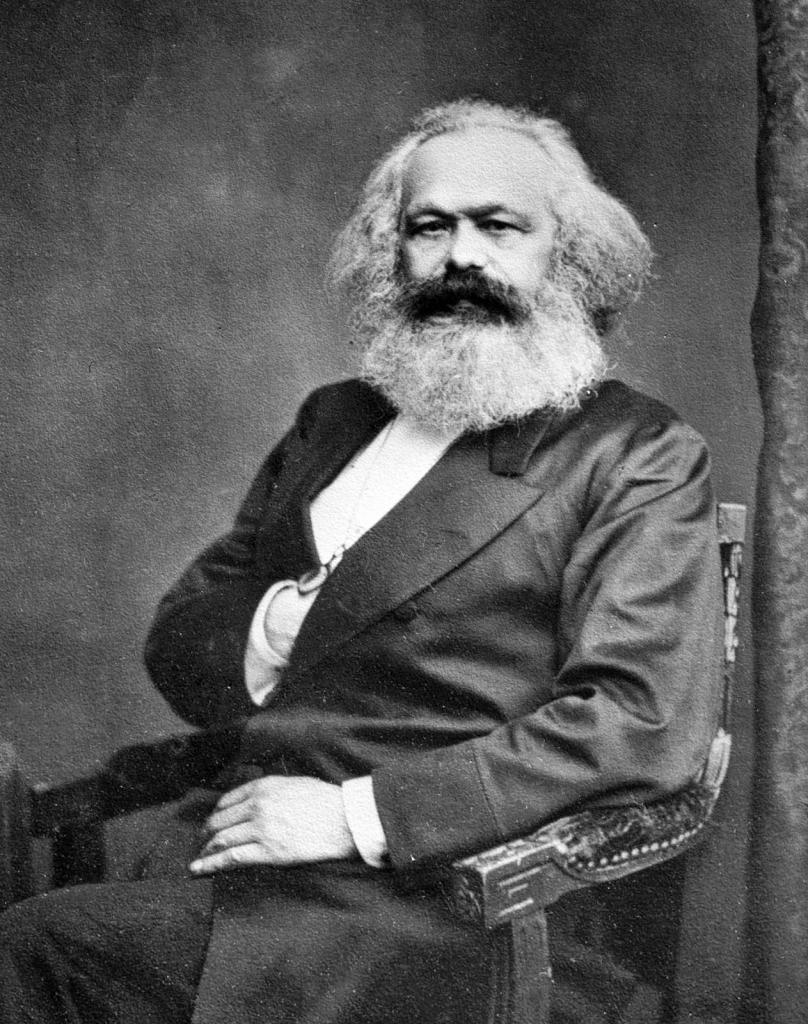 Karl Marx. University of Berlin