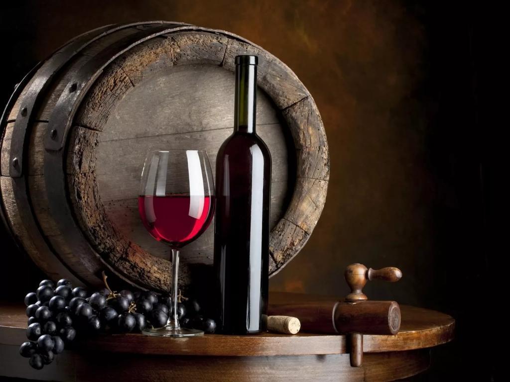 Сколько держится вино в крови
