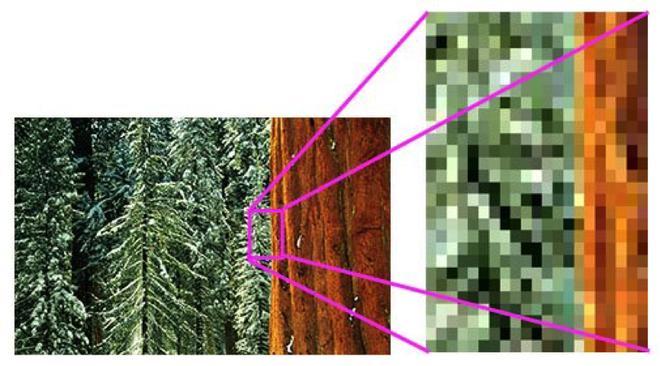 Что влияет на четкость изображения: мегапиксель и сокращения