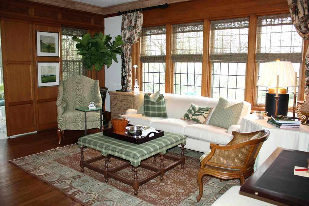 square lounge design