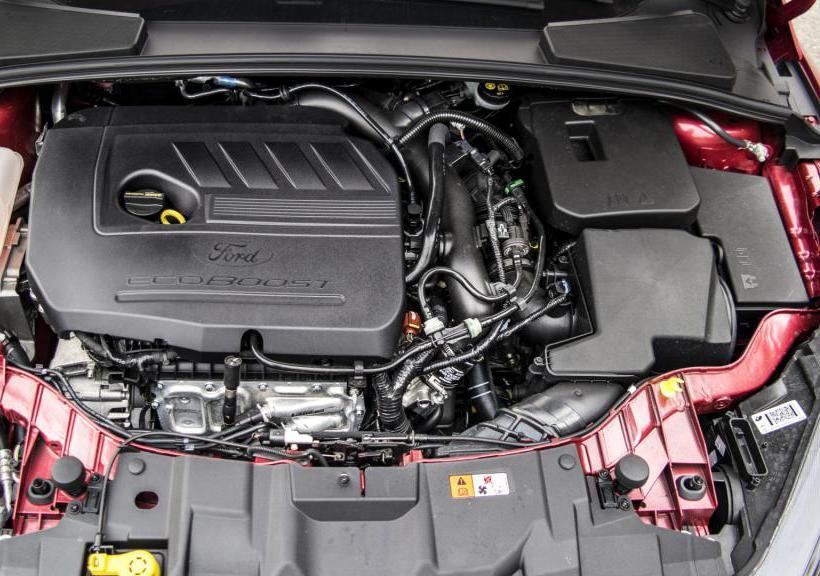 Ford Focus 3 Engine