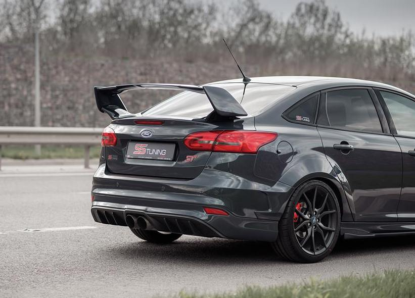 Ford Focus 3 Tuning