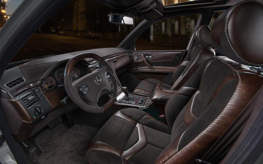 Interior E230 W210