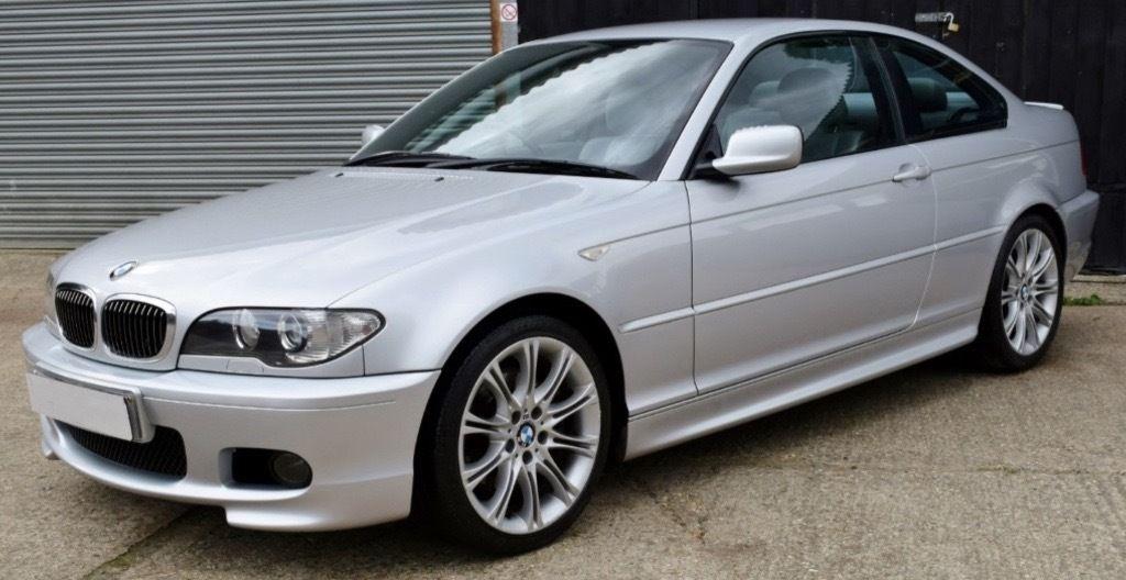 BMW E496 grey