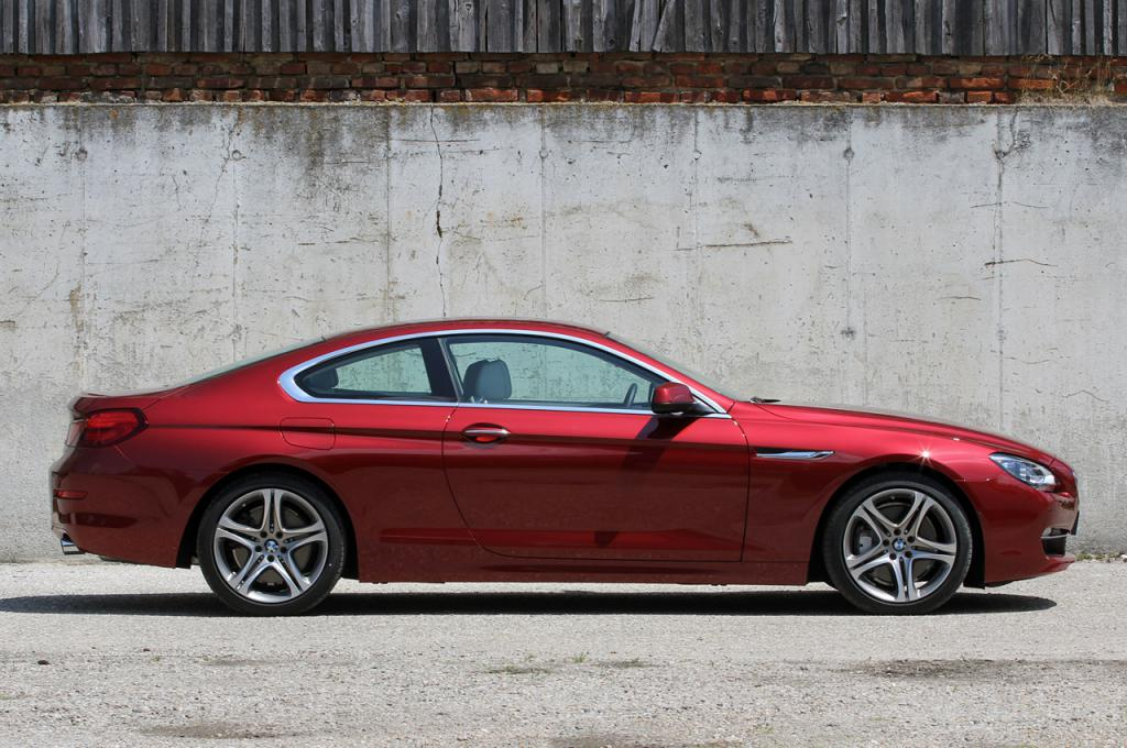 BMW 6 coupe