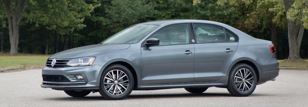 jetta front view