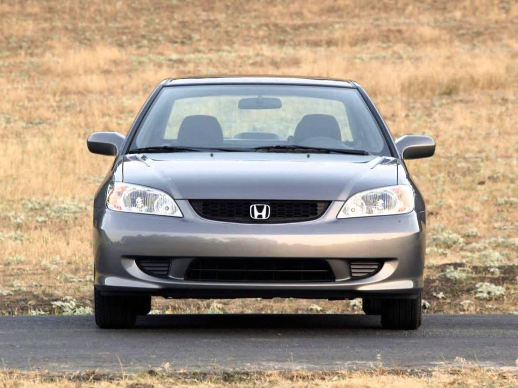 Honda civic 7 coupe