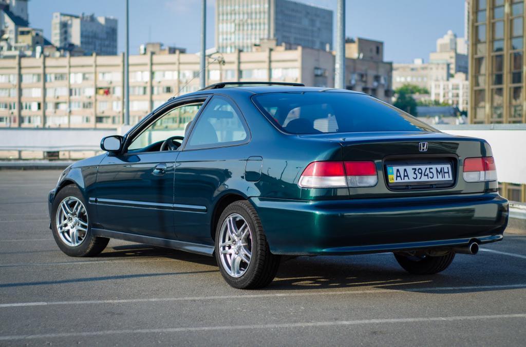 honda civic 2000 coupe
