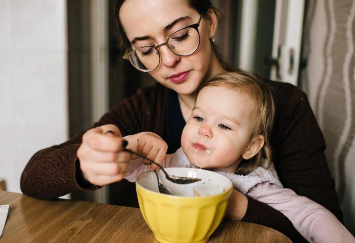 со скольки можно давать ребенку суп