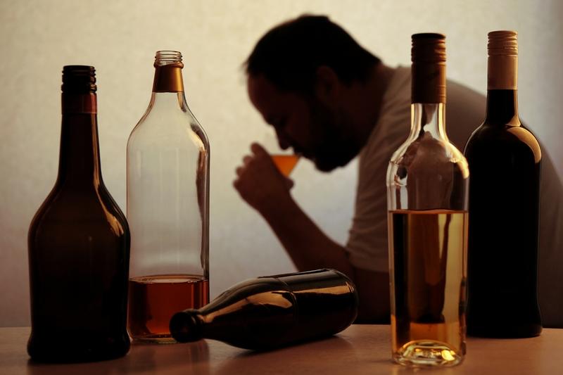 Повышенная тяга к спиртному