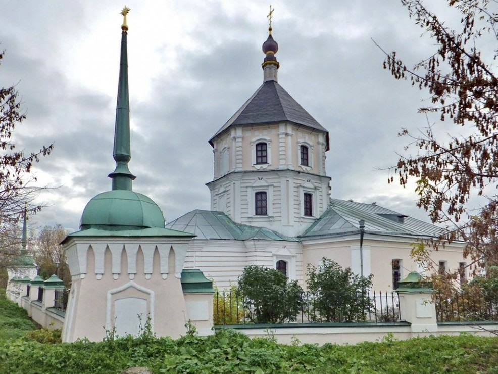 Pokrovsky temple