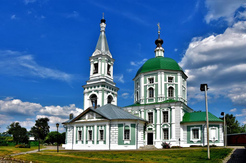 Church of catherine