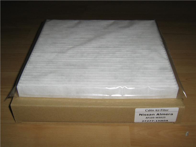 салонный фильтр ниссан альмера классик