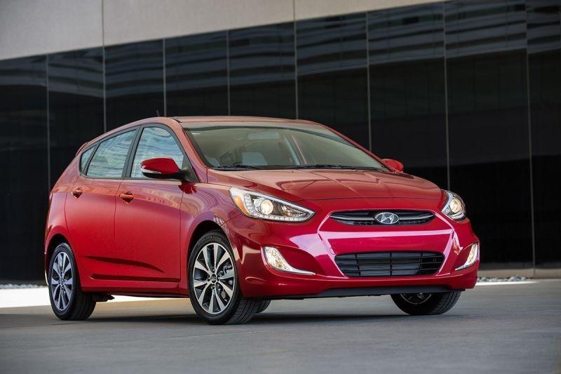 Hyundai Solaris - a beautiful and technological car