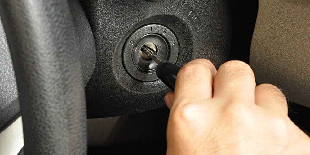 Чип-ключ для автомобиля