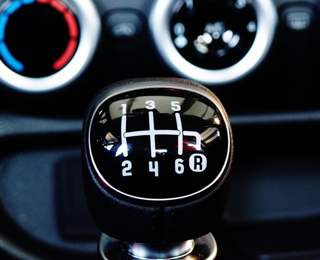 механической КПП удается спокойно переключать скоростной режим