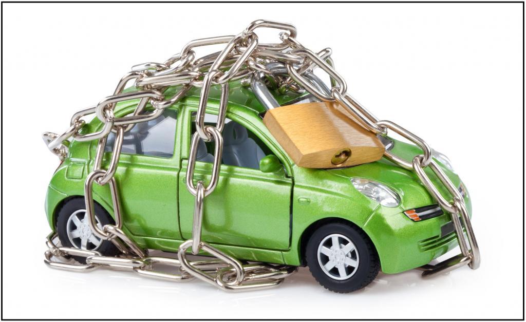 системы защиты автомобиля