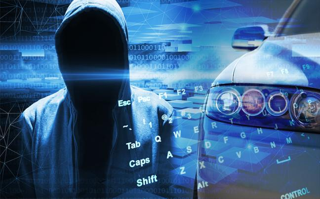авторская защита автомобиля