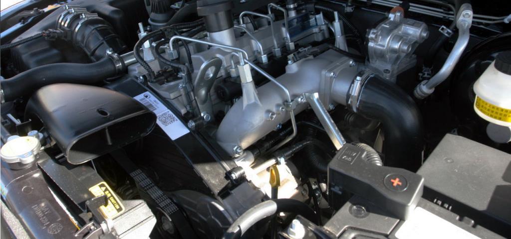 По отзывам водителей, силовой агрегат не капризен