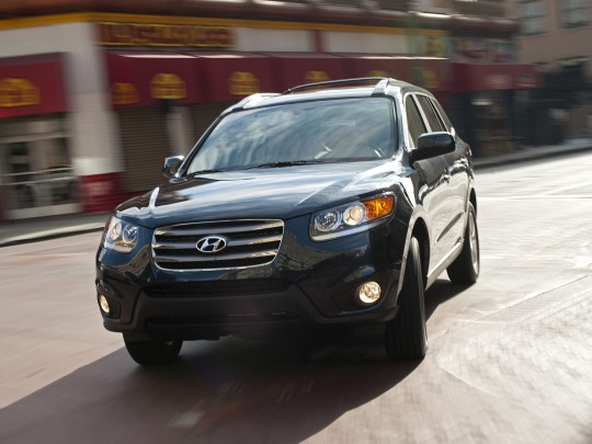 «Hyundai Santa Fe Ckassic» - за что народная любовь