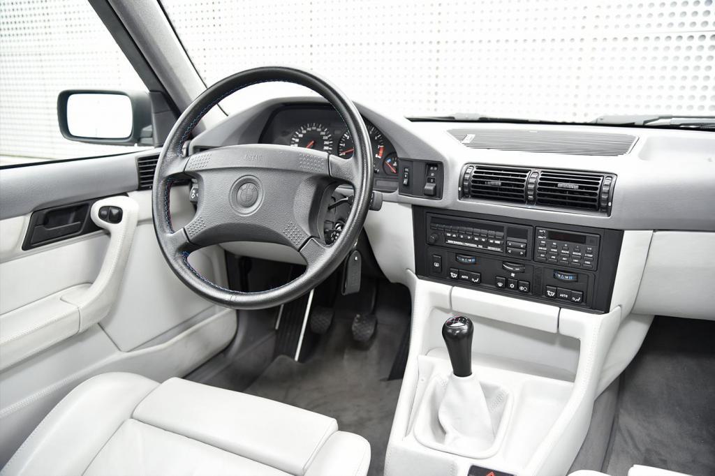 altering the interior of the BMW E34