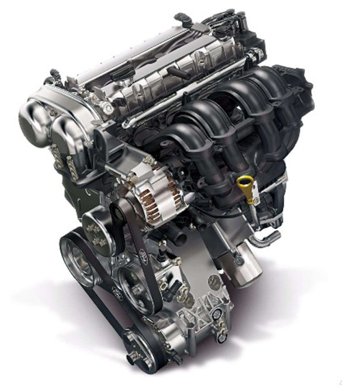Мотор «Форд Фокус»